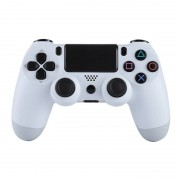 Doubleshock 4 draadloze Game Controller voor Sony PS4(White)