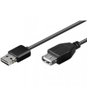 Goobay Prolunga USB 2.0 Hi-Speed A Maschio / A Femmina 1.8m