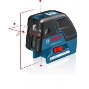 Лазер точков GCL 25 Professionalр, 635 nm, ± 4°, IP 54, 0,6 kg, 0601066B02, BOSCH