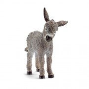 Schleich Donkey Foal, Multi Color