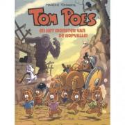 Tom Poes avonturen: Tom Poes en het monster van de Hopvallei - Marten Toonder