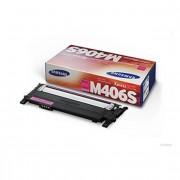 Samsung CLP-360 (CLP-360 (CLT-M406/ELS)/ELS) Magenta Lasertoner, Original 1000 print
