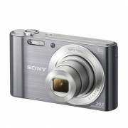 Sony DSC-W810 argintiu 20,1 Mpx, zoom optic 6x, HD 720p