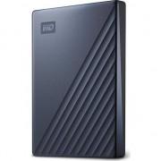 """HDD Extern WD My Passport Ultra 2TB, 2.5"""", USB-C, Albastru"""