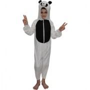 Kaku Fancy Dresses Panda/Polar Bear International Animal Costume For Kids School Annual function/Theme Party/Competition/Stage Shows Dress