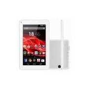 Tablet Ml Supra NB200 Multilaser 8Gb Tela de 7 Android 4.4 com WiFi Branco