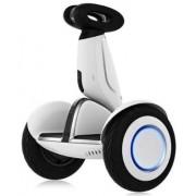 Scuter electric (hoverboard) Segway S-Plus, Viteza 20km/h, Autonomie 35 Km, 2 x 400W (Alb)