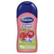 Bübchen 50 ml-es Málnás sampon és fürdető 12368395