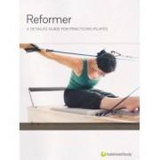 Sissel Manuale B.B.U. Pilates Reformer, inglese