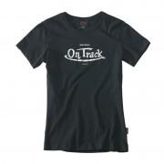 Spidi On Track T-Shirt dam S Svart