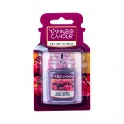Yankee Candle Black Cherry Car Jar zapach samochodowy 1 szt unisex