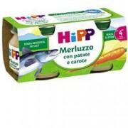 HIPP Gmbh & Co. Vertrieb KG Hipp Omog Merluzzo/carote/pata (913769384)