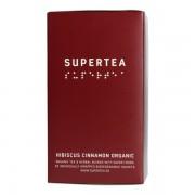 Teministeriet - Supertea Hibiscus Cinnamon Organic - 20 Plicuri de ceai