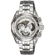 Casio Analog White Round Watch - EF-550D-7AVDF (ED391)