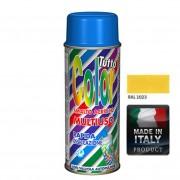Vopsea Spray Multisuprafete Galben RAL 1023 Tuttocolor Macota
