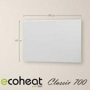 ecoheat Classic Infrarotheizungen (Leistung: 700 Watt)