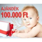 Ajándék Utalvány 100.000 Ft értékben