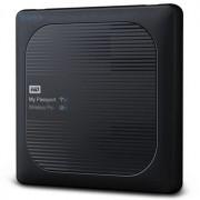 WD My Passport Wireless Pro 4 TB, med kortläsare och WiFi