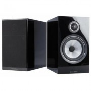 B&W 706S2 GBK pr bookshelf speakers