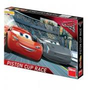 3 Cars Piston Cup Race, Partidul joc