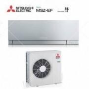 Mitsubishi Condizionatore Kirigamine Zen Silver 18000 Btu Msz-Ef50ve2s/3s Silver A++