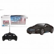 Rastar Radio-controlled Car BMW I8 1:18 Black 59200