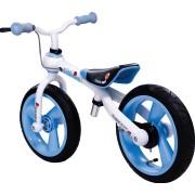 First Bike kék futóbicikli