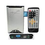 BOX LETTORE MULTIMEDIALE CON HARD DISK, HDD PLAYER DI FILM DIVX, DVD, MP3, FOTO DIGITALI E JPG
