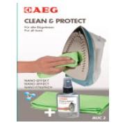 AUC2 Vasaló tisztító és áplókészlet