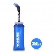 350ml bolsa plegable TPU Agua Deporte Hidratación