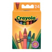 Crayola viaszkréta - 24 db