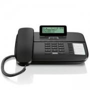 Стационарен телефон Gigaset DA710, черен 1010012