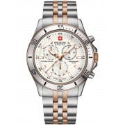 Ceas barbatesc Swiss Military Hanowa Flagship 06-5183.7.12.001 Cronograf 42 mm