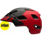 Bell Stoker MIPS Helmet - Matte Black Red Aggression X-Large