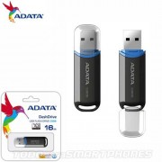 Memoria USB Flash Drive 16GB ADATA Negro