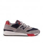 New Balance Sneakers - Scarpe Uomo M597 Taglia: 43 Uomo Colore: Grigio ML597AAB