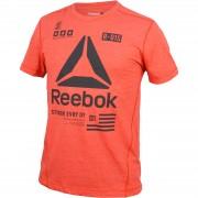 Tricou barbati Reebok Fitness Os Speedwick Delta AX9362