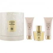 Acqua di Parma Perfumes femeninos Magnolia Nobile Gift Set Eau de Parfum Spray 100 ml + Shower Gel 75 ml + Body Cream 75 ml 1 Stk.