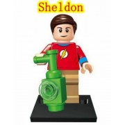 The Big Bang Theory (Agymenők) Sheldon figura