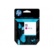 HP Cabezal de Impresión Original HP 11 magenta C4812A para Business Inkjet 1000, 1200, 2800, DesignJet 11X, 500, 510, 70, 820, Officejet Pro K850
