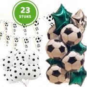 Voetbal decoratie | voetbalversiering | Decoratie voor voetbalfeestje | EK | Clubfeest