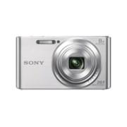Sony Cyber-shot DSC-W830 20.1 Megapixel Compact Camera - Silver