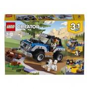 Конструктор LEGO Creator Приключения в глуши