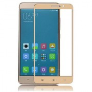 Samsung Galaxy J7 Prime Gold 9H Curved Edge HD Tempered Glass
