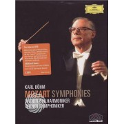 Video Delta Karl Bohm - Mozart Symphonies - DVD