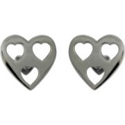 Exxotic Jewelz Brass Cufflink(Silver)