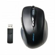 Egér, vezeték nélküli, optikai, normál méret, USB, KENSINGTON ProFit (BME72370)