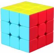 Cubo Magico Rompecabezas Qiyi Mofangge 3*3*3-multicolor