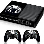 Controller Gear Gotham Before The Dark Knight Xbox One Combo Skin Set for Console and Controller