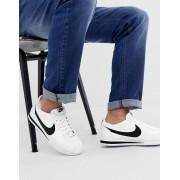 Nike Белые кожаные кроссовки Nike Cortez 749571-100 - Белый